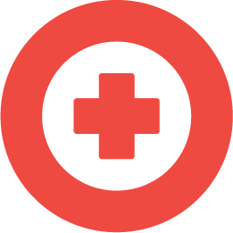 emergency relief icon